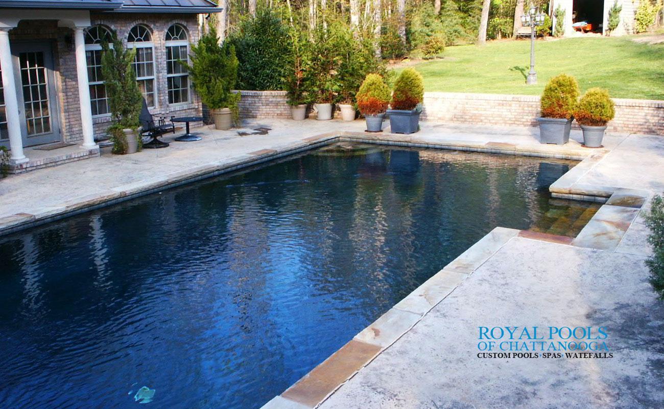 SWIMMING POOLS | Custom Swimming Pool Designer and Builder in ...